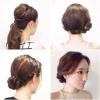 伸ばしかけヘアもかわいくオシャレに♡誰でも簡単に出来るミディアムヘアアレンジ3選!