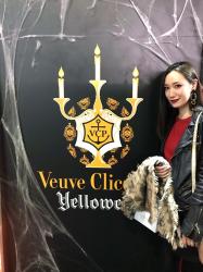 """ヴーヴ・クリコが贈る 大人のためのハロウィンイベント【Veuve Clicquot """"Yelloween""""2018】へ潜入レポ!"""