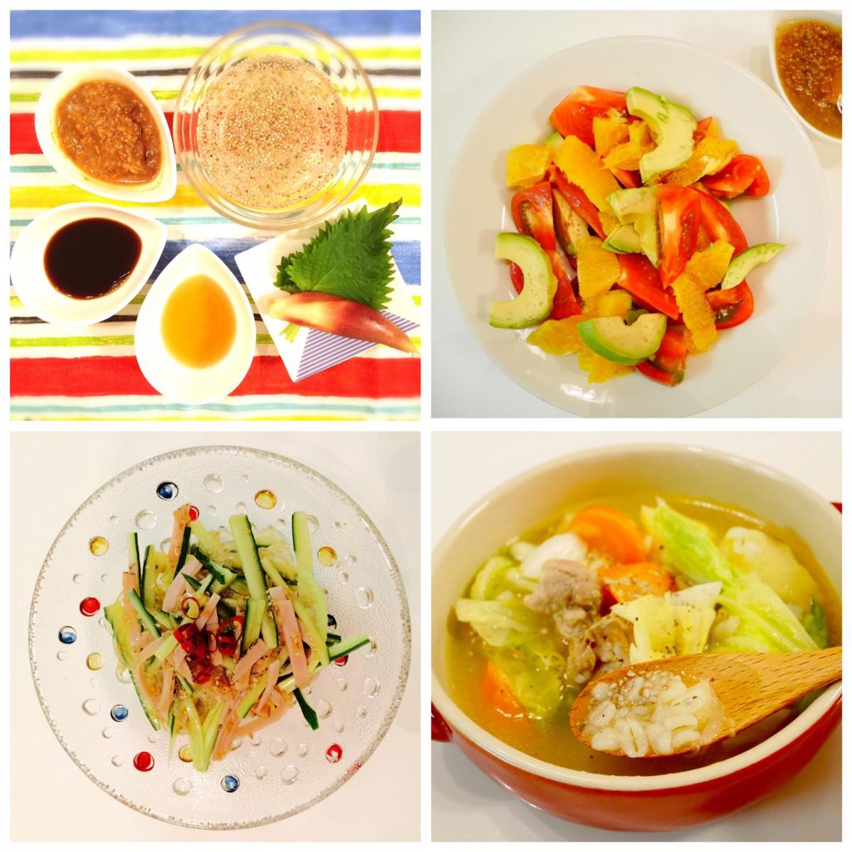 チアシードを料理に♡美味しく食べれるレシピ4選!
