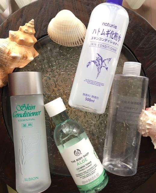 日焼け直後の《ほてり肌》は保湿と鎮静!おすすめ化粧水ランキング
