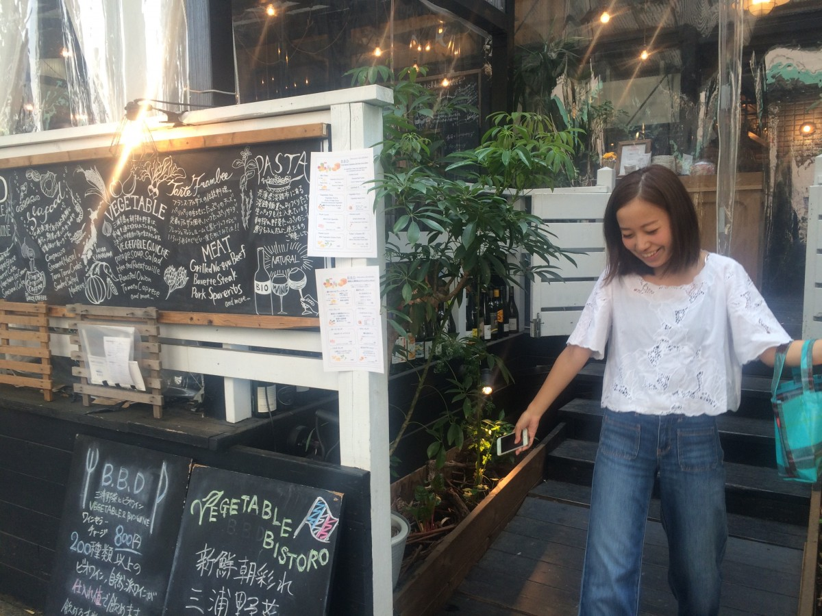 スムージーおかわり自由♡朝採れ野菜がたっぷり摂れるオススメカフェ@渋谷