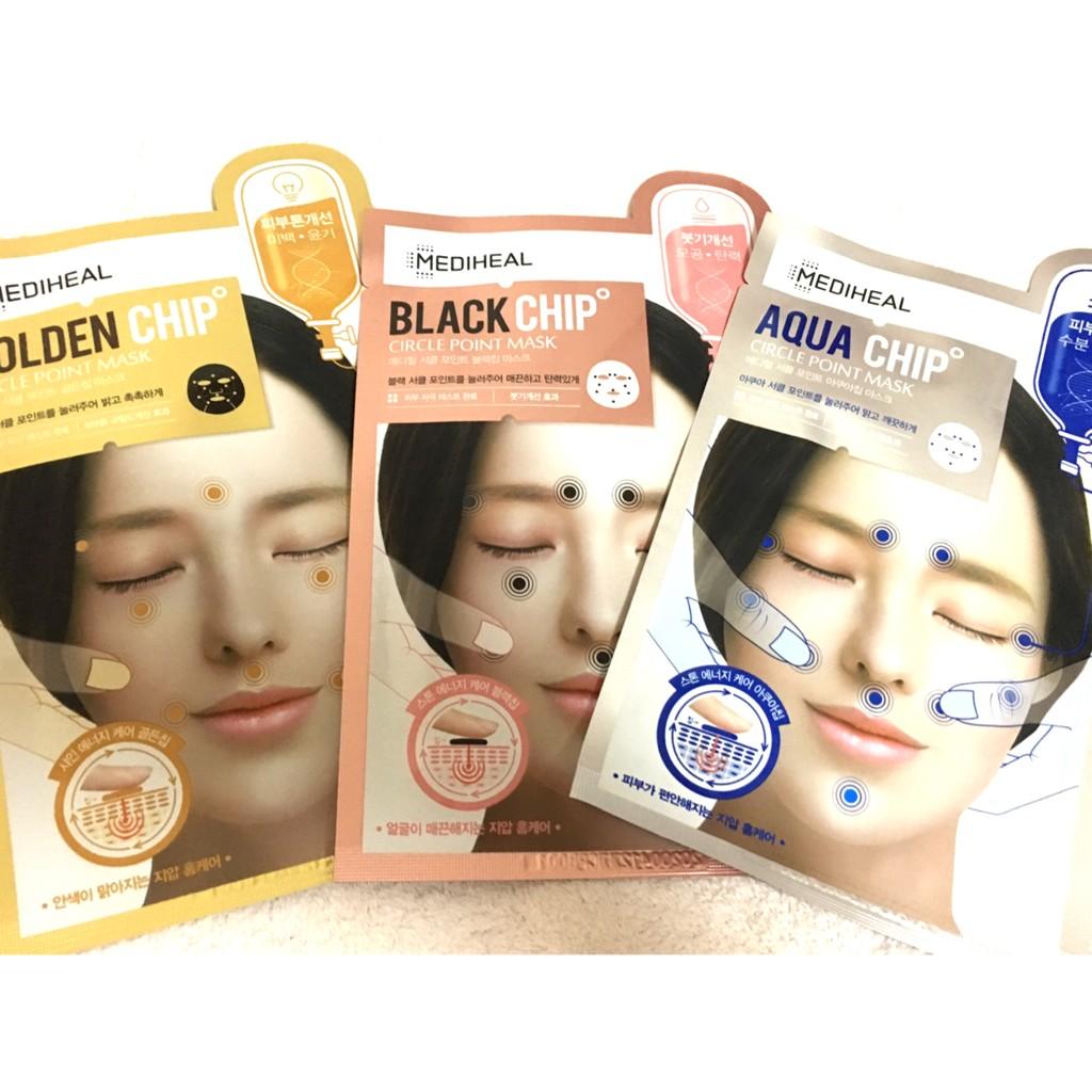 韓国のシートはここまで進化していた!ツボ押し付きのシートマスク♡