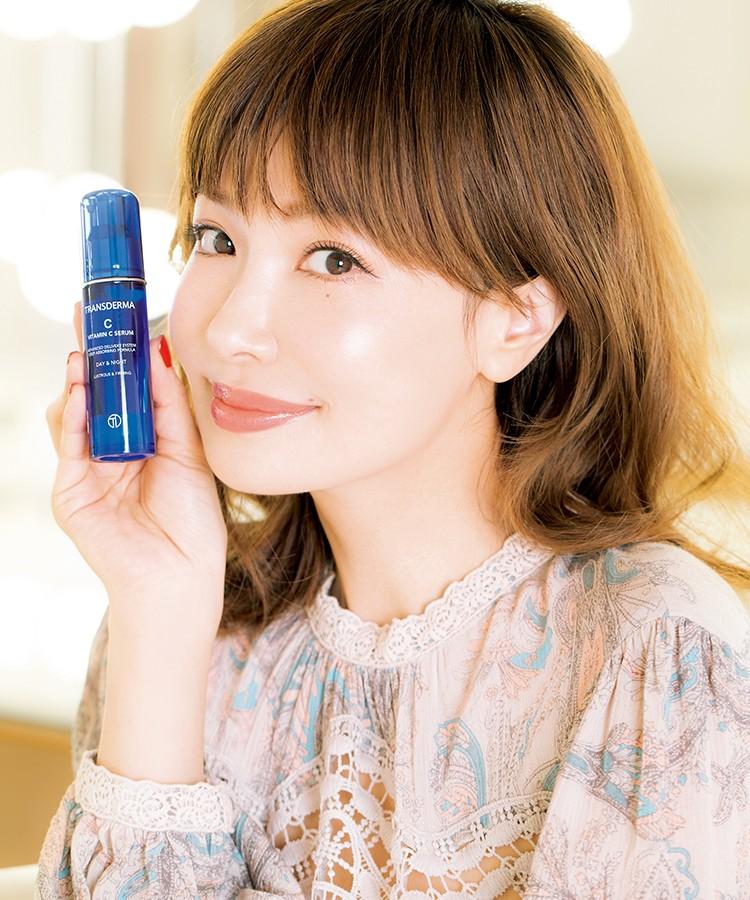 平子理沙さんの美肌伝説の相棒 トランスダーマ Cがもっと身近に!