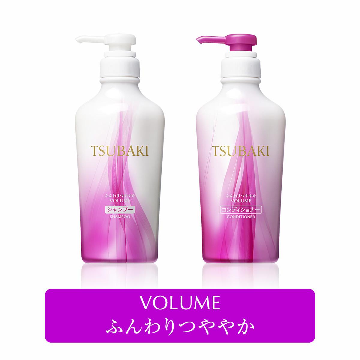 【新発売記念プレゼント付き】芯からきれいな髪を叶える髪の5大美容成分※をベストバランスで配合! 新「TSUBAKI」登場_1_3