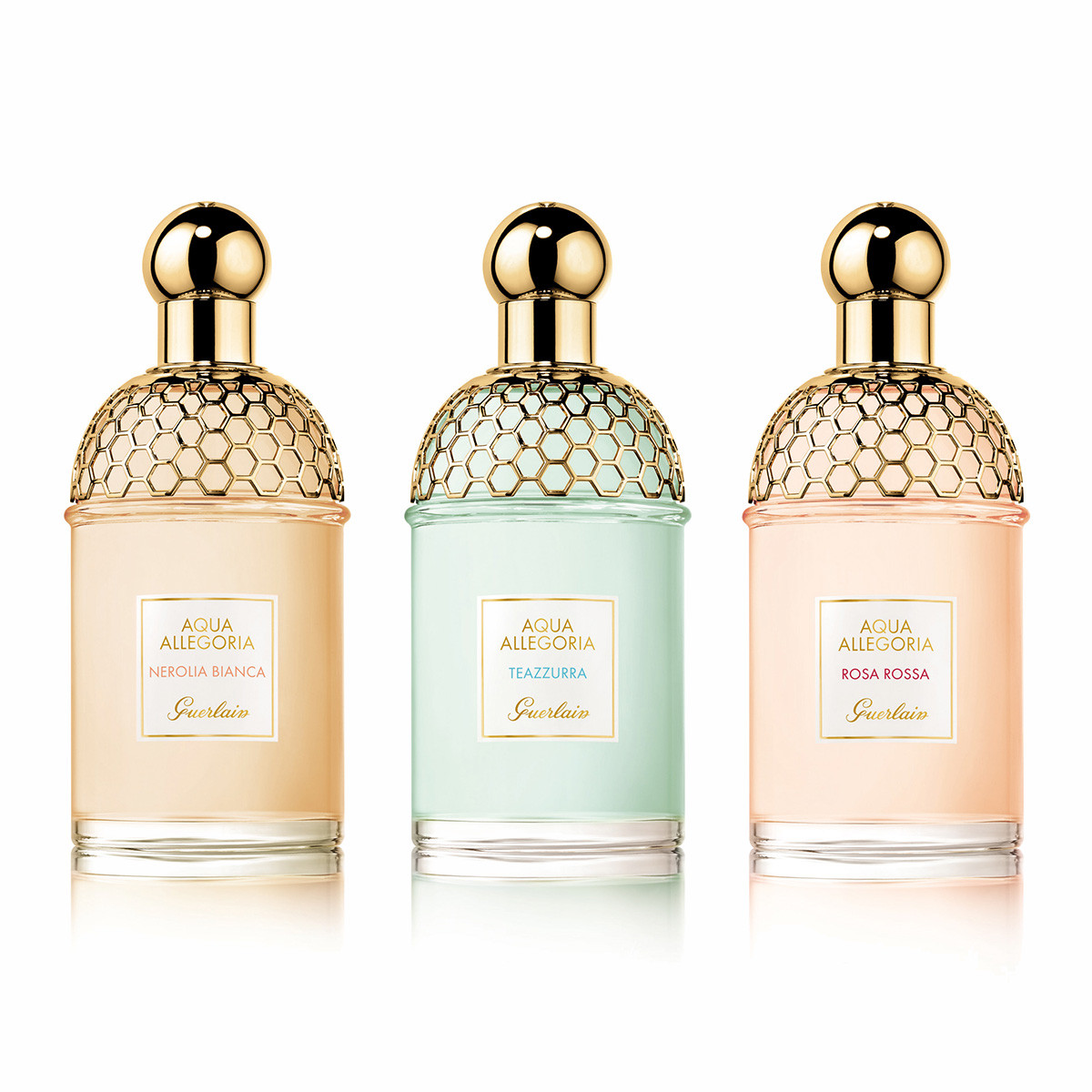 """シュッとひと吹きで、自然の楽園へと誘われる至福の香り。「ゲラン」の""""アクア アレゴリア""""から2つの香りが新登場!_1_3"""