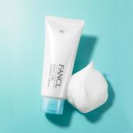 くすみケアできる「ファンケル」の洗顔クリームで、磨かれたような透明肌へ!