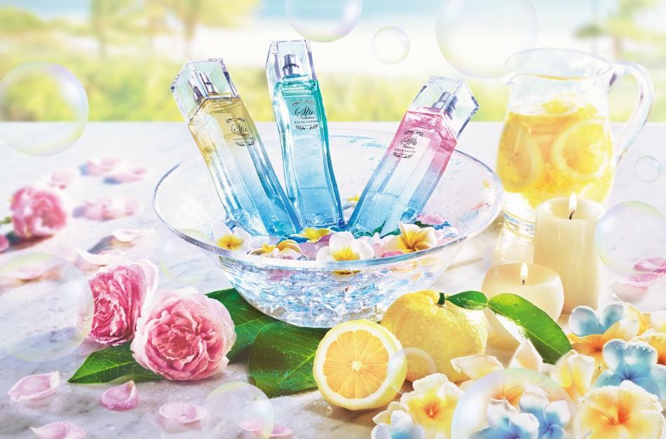 「あの人素敵♡」と思われる好感度抜群の香り 新しくなった「アクア シャボン スパコレクション」に注目!