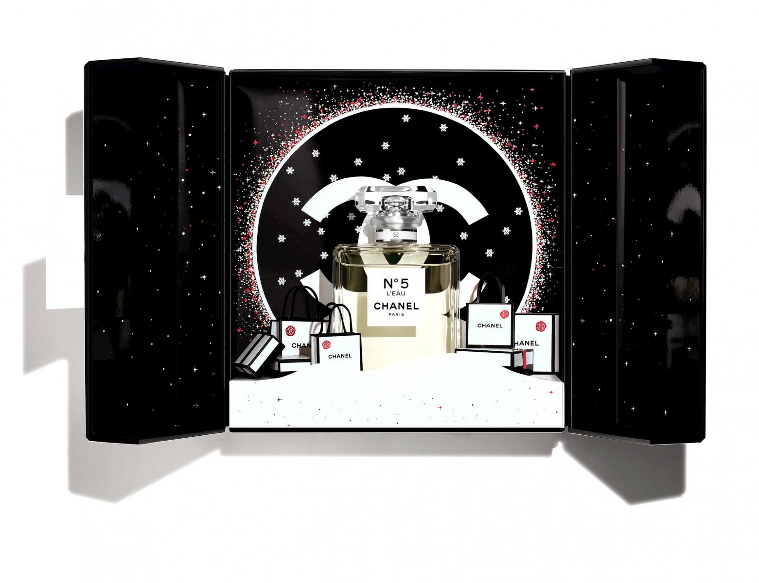 【2019クリスマスコフレ情報】アイコニックな香りにラグジュアリーな演出を。CHANEL(シャネル)のスペシャルコレクション