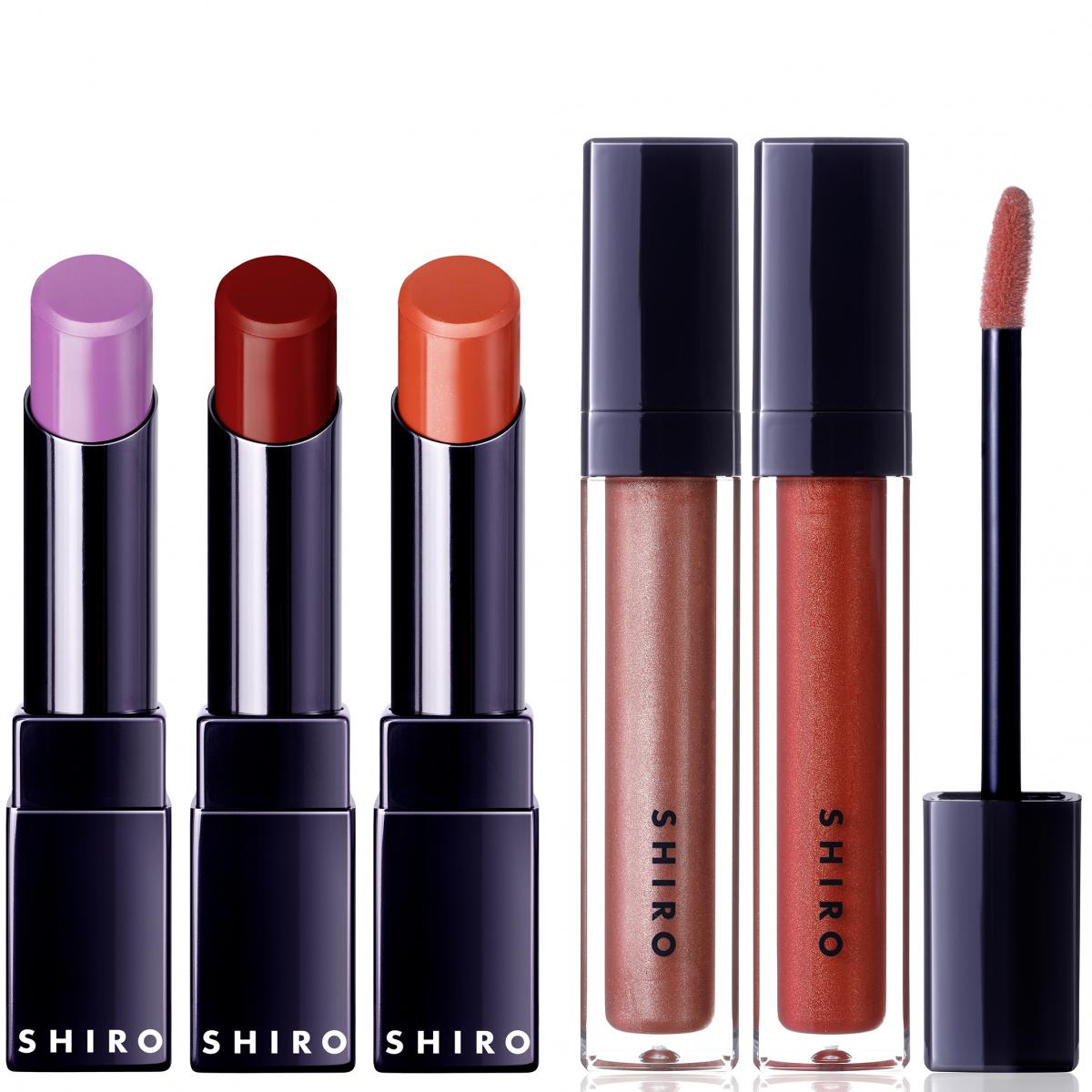 ブランド10周年を迎え、全製品のパッケージ、ロゴを一新! 世界を視野に「SHIRO」が新たなるステージへ…!