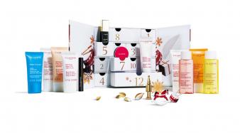 「クラランス」の2019年クリスマスコフレが豪華! オイルリップの限定色やメンズコフレ、アドベントカレンダーも
