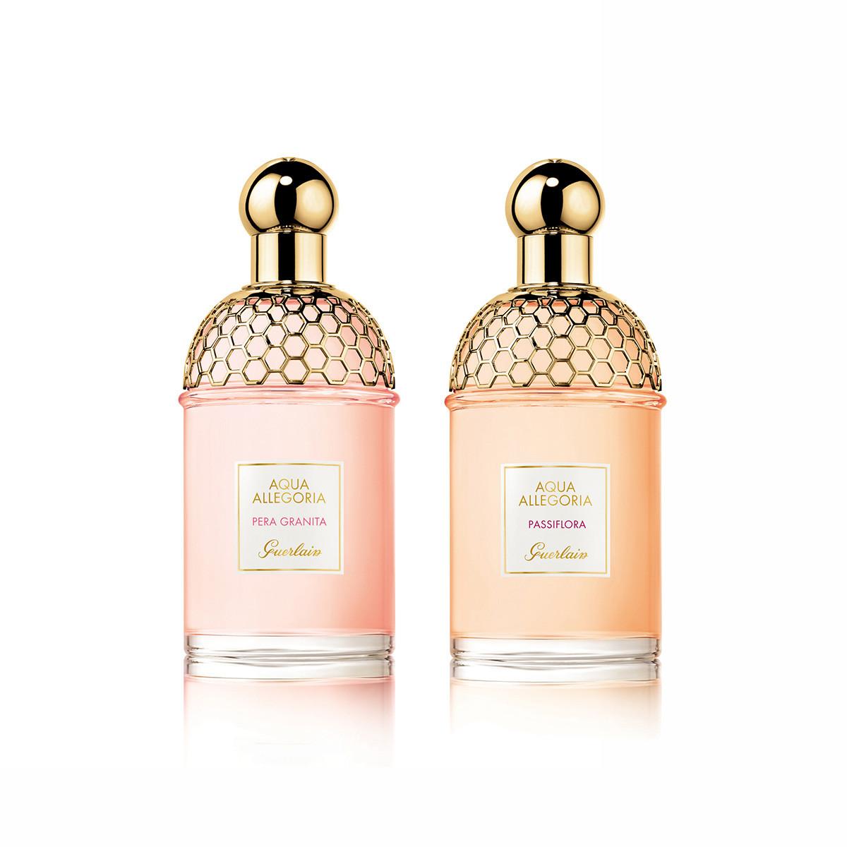 """シュッとひと吹きで、自然の楽園へと誘われる至福の香り。「ゲラン」の""""アクア アレゴリア""""から2つの香りが新登場!_1_1"""