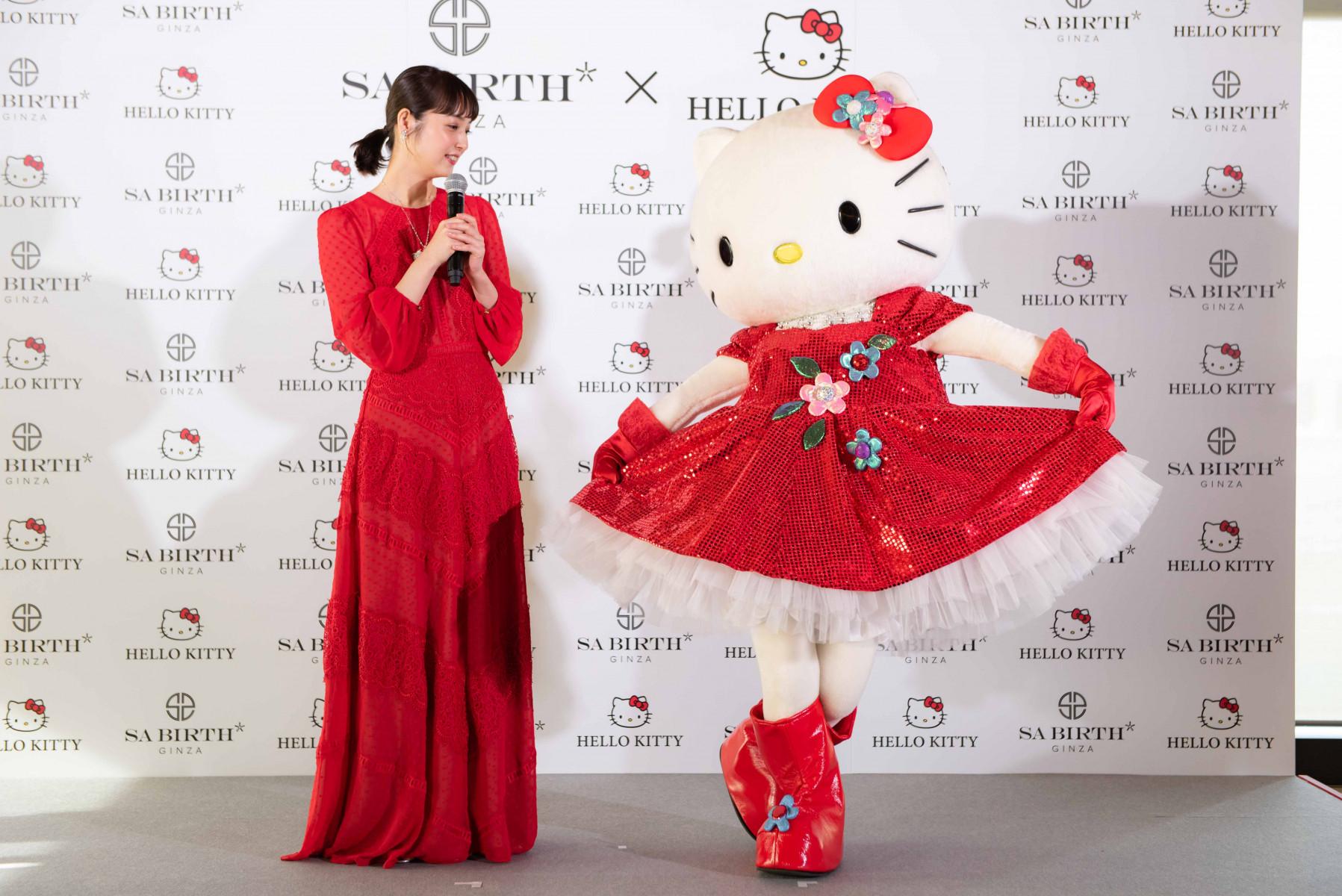 キティちゃん生誕45周年