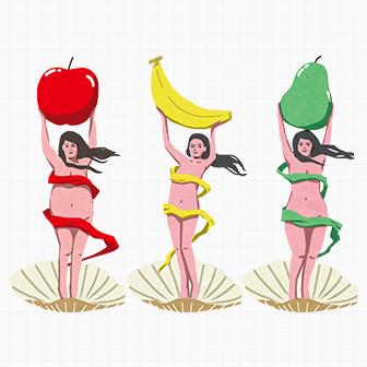 遺伝子タイプがダイエット成功のカギ