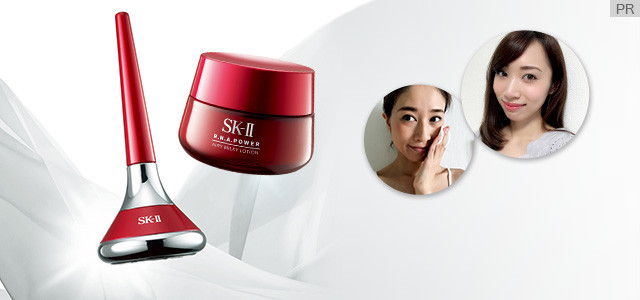 SK-IIの新美容乳液×専用アプリケーターで、「インスタ映え」するうるツヤ肌に!