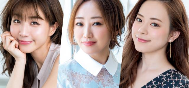 女子アナ、美容家etc.「化粧崩れはNO!」な賢者たちの暑さに負けないメイク術をリサーチ。