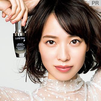 輝き溢れる戸田恵梨香さんと限定コフレ
