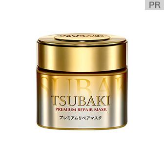 すぐに洗い流せるTSUBAKI新ヘアマスク