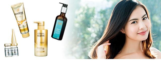 カサつき、ツヤなし、広がりetc.汚髪の原因ともいえるヘア悩みの解決策をお届けします!