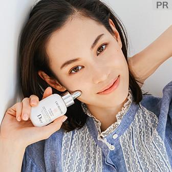 【スペシャル動画】水原希子さんのスキンケアタイムを覗き見!