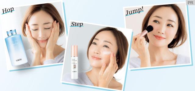 【神崎恵さん流・透明美肌の作り方】スタメン化粧水と朝の効かせテクを教えます!