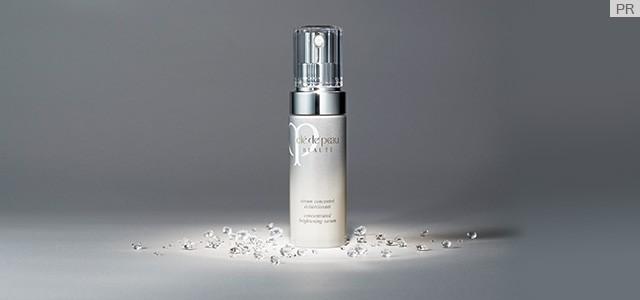 欲しいのは華やかで上質なダイヤモンド美肌! クレ・ド・ポー ボーテから新美白美容液誕生
