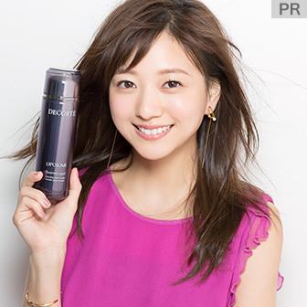 伊藤千晃さんの運命の化粧水とは?