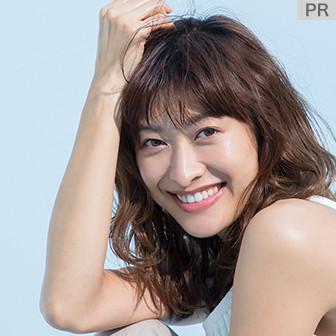 山田優さんのすこやかな美肌の秘訣とは?