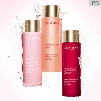 肌年齢別の化粧水3種をプレゼント!