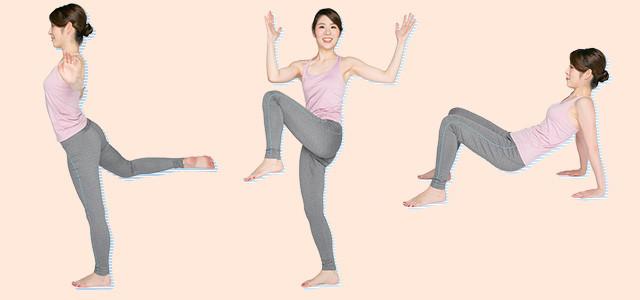 お尻の筋肉を鍛えて効率よくヒップアップ!自宅でできる簡単エクササイズで引き締まった美尻に
