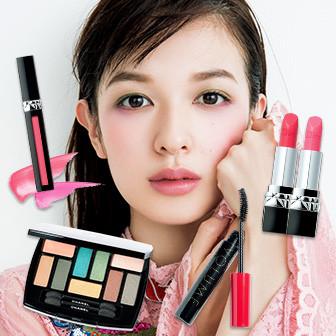 人気ブランドの春新色カタログ2018