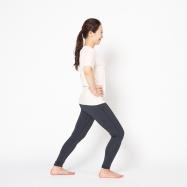 冷えの予防にも! ふくらはぎを伸ばして巡りよく【脚のむくみ解消ストレッチSTEP3】