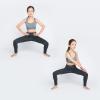 ポッコリお腹やむくみを改善!内もも、ヒップ、下腹部の筋力UP【美腸エクササイズLesson3】