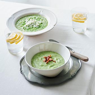 3つのスーパー食材が腸に効く 夏の終わりの美腸スープ