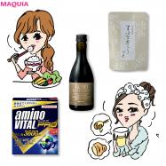 白米・すっぽんスープ・酵素ドリンクetc...内側から温まる愛用フード&サプリ、教えてください!