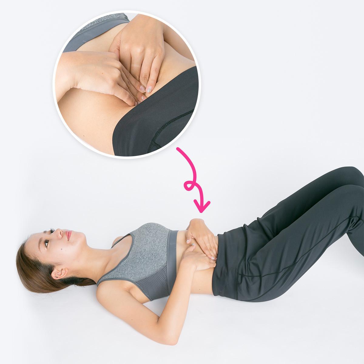 免疫力アップ、リラックス効果も!腸のむくみを解消する【美腸エクササイズLesson4】_1_1