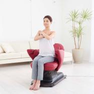 座ってバランスをとるだけ! 自宅で体幹トレーニングができる「コアトレチェア」で健康的な美ボディに