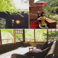 【京都うっとり美とりっぷ♡前編】施設もおもてなしも文句ナシ。暑さと世俗を忘れる和リゾート「星のや京都」で涼む夏!