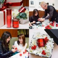 スキンケアを贈って、大切な人との絆を深める。「赤のバトンセミナー」レポート【豪華プレゼントもお見逃しなく】
