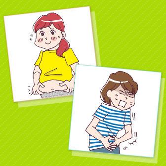 ぽっこりお腹の原因から、最適な凹ませ方を診断!