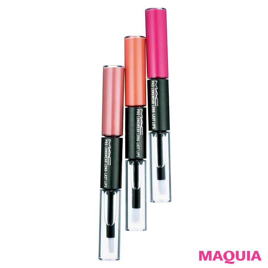 保湿、落ちにくさなど+αの機能にも注目! 魅惑の唇を作る、最旬リップ6選_1_2
