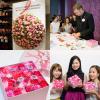 「エスティ ローダー グループ 2018 乳がんキャンペーン × ニコライ バーグマン フラワーズ & デザイン」一夜限りのフラワースクール開催!