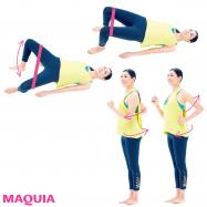 【空気イス・筋トレ・モデル歩き】エイジレスなボディラインをキープするためのアンミカ流メソッド
