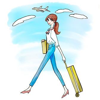 今の心理状態に最適な旅先&旅先での過ごし方を診断