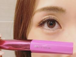 目頭や目尻のまつ毛も際立つ、超優秀『塗るつけまつげ』