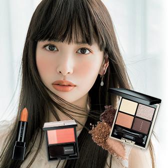 顔立ち&肌の色×気分=パーソナライズ 「地味顔・派手顔」顔立ち別メイクで、美人度倍増!