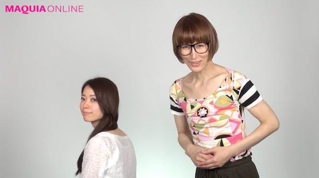 プロが伝授! 簡単ヘアアレンジでもっと可愛く♡ ~ロングヘア・オフィス編〜