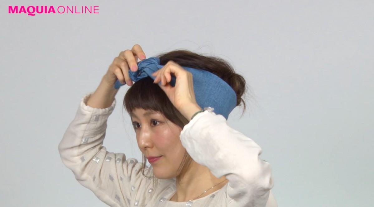 プロが伝授! 簡単ヘアアレンジでもっと可愛く♡~ミディアムヘア・休日おでかけ編〜