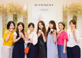 花開くような美しさが手に入るGIVENCHY ランタンポレル ブロッサムシリーズ♡