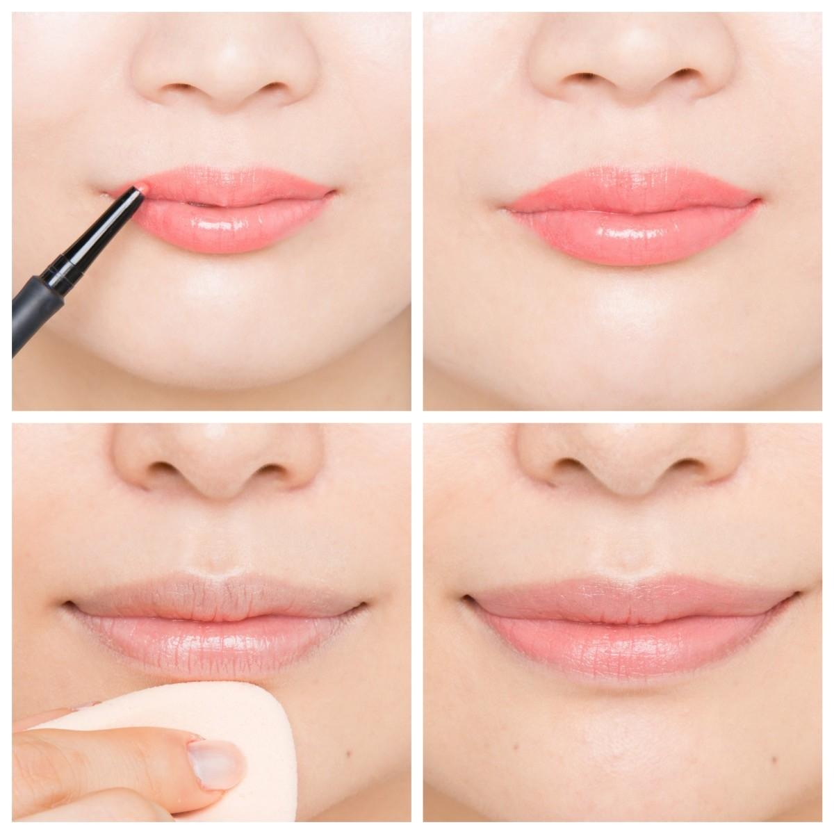 薄唇・オバQ唇…リップ悩みにプロがお答え。理想の美人唇に仕上げる簡単ワザ☆