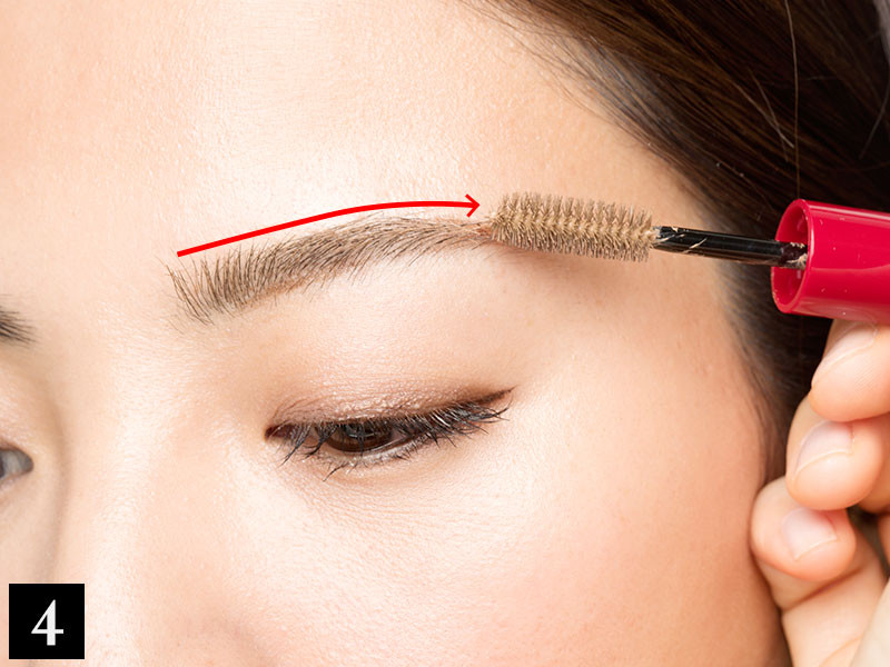 【濃い眉毛】のコンプレックス解消に眉マスカラをON。ナチュラルなあか抜け眉に変身_1_5